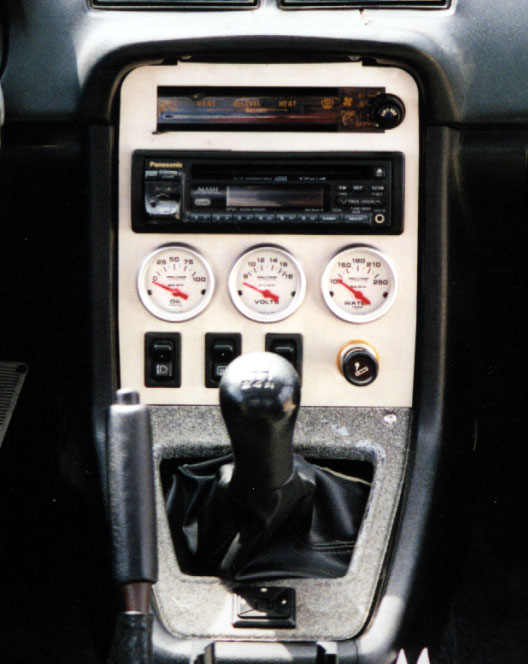 Anyone Ever Done A Steel Center Console Rx7club Com
