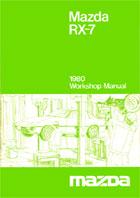 1993 mazda rx7 service manual instant download 93