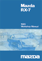 mazda rx 7 reference materials rh wright here net Mazda 5 Engine Diagram Mazda B2000 Wiring Harness Diagram