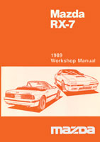 1989 RX7 FSM cover mazda rx 7 reference materials 1989 mazda rx7 wiring diagram at honlapkeszites.co