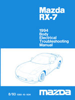 1994 RX-7 Body Electrical Troubleshooting